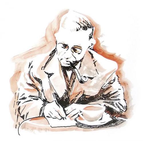 Old Writer