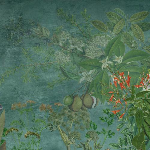Juniper botanicals wallpaper